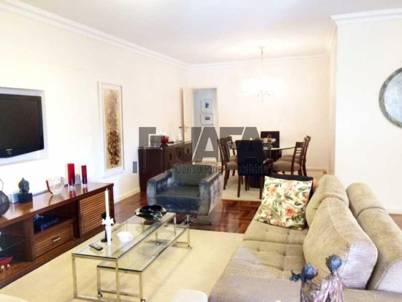 05 - Apartamento Lagoa,Rio de Janeiro,RJ À Venda,3 Quartos,152m² - JA31357 - 6