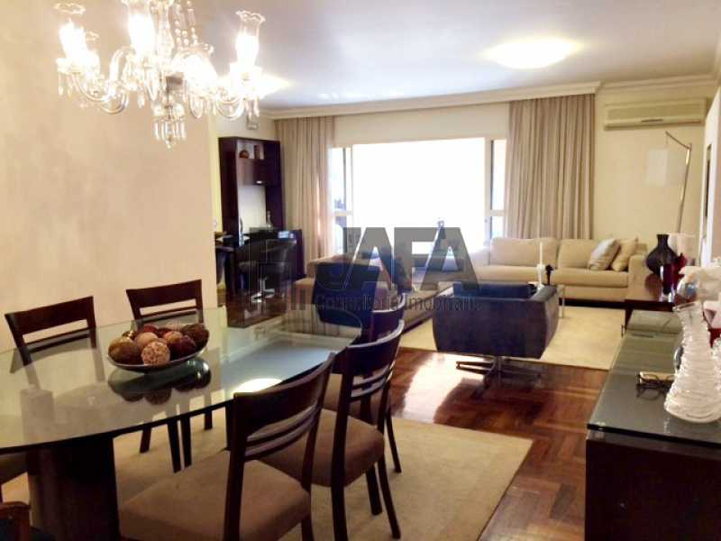 06 - Apartamento Lagoa,Rio de Janeiro,RJ À Venda,3 Quartos,152m² - JA31357 - 7