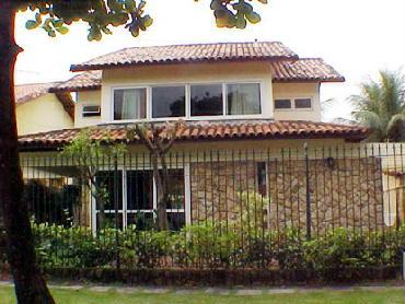 FACHADA - Casa em Condomínio 4 quartos à venda Barra da Tijuca, Rio de Janeiro - R$ 2.800.000 - BAC3574 - 1