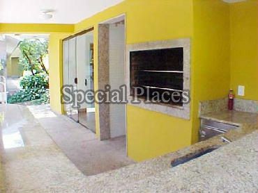 CHURRASQUEIRA - Casa em Condomínio 5 quartos à venda Barra da Tijuca, Rio de Janeiro - R$ 9.000.000 - BAC3659 - 5