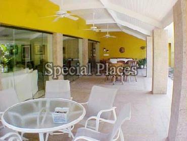 VARANDA - Casa em Condomínio 5 quartos à venda Barra da Tijuca, Rio de Janeiro - R$ 9.000.000 - BAC3659 - 4