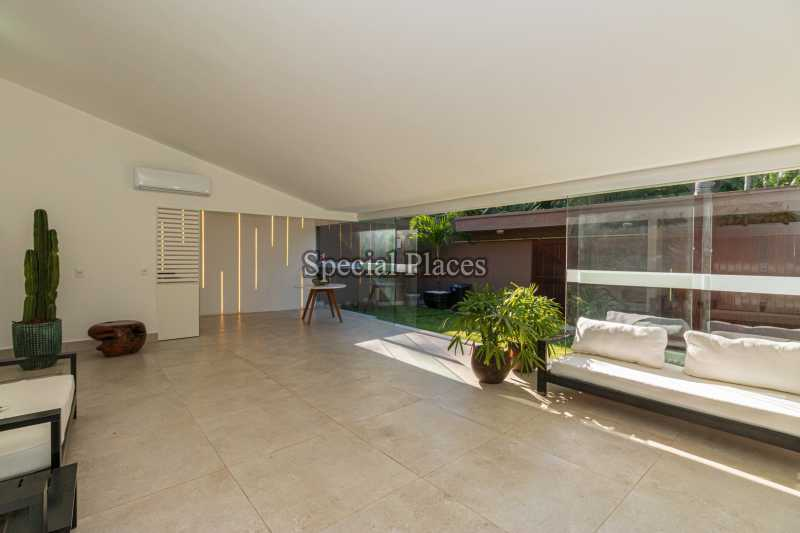 LAZER FRENTE  - Casa em Condomínio 4 quartos à venda Itanhangá, Rio de Janeiro - R$ 5.200.000 - BAC3858 - 3