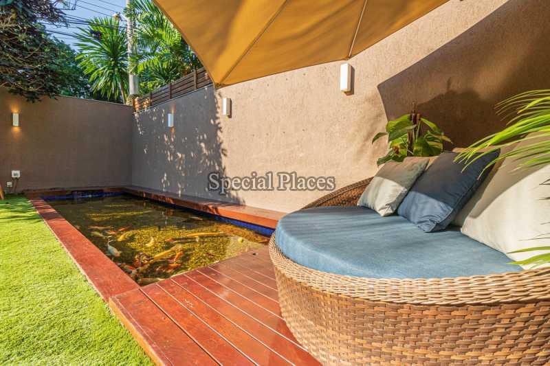 LAGO DECARPAS  - Casa em Condomínio 4 quartos à venda Itanhangá, Rio de Janeiro - R$ 5.200.000 - BAC3858 - 7