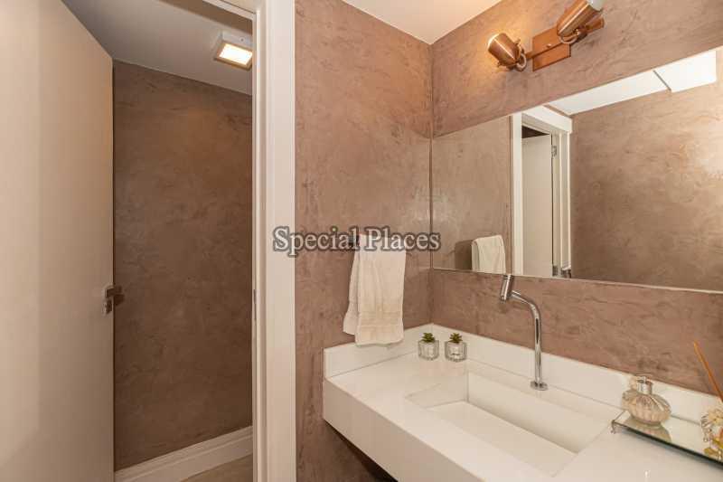 LAVABO  - Casa em Condomínio 4 quartos à venda Itanhangá, Rio de Janeiro - R$ 5.200.000 - BAC3858 - 19