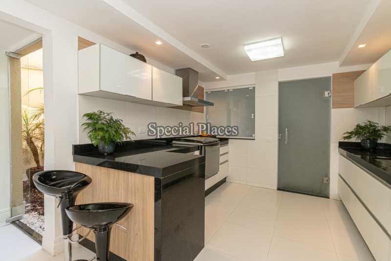COZINHA - Casa em Condomínio 4 quartos à venda Itanhangá, Rio de Janeiro - R$ 5.200.000 - BAC3858 - 21