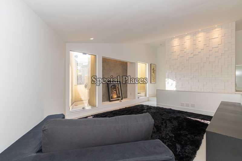 MEZZANINO  - Casa em Condomínio 4 quartos à venda Itanhangá, Rio de Janeiro - R$ 5.200.000 - BAC3858 - 22