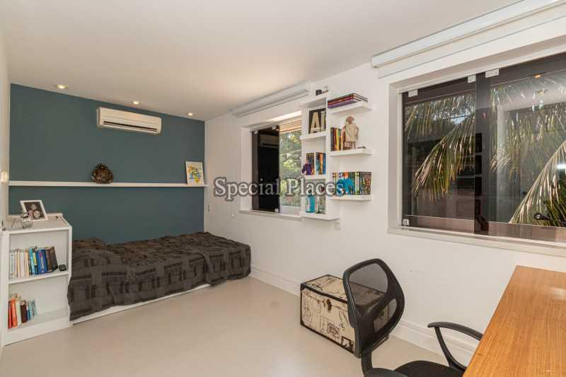 SUÍTE  - Casa em Condomínio 4 quartos à venda Itanhangá, Rio de Janeiro - R$ 5.200.000 - BAC3858 - 25