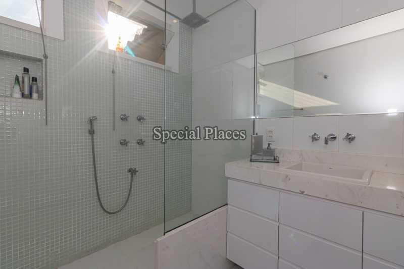 BANHEIRO  - Casa em Condomínio 4 quartos à venda Itanhangá, Rio de Janeiro - R$ 5.200.000 - BAC3858 - 26