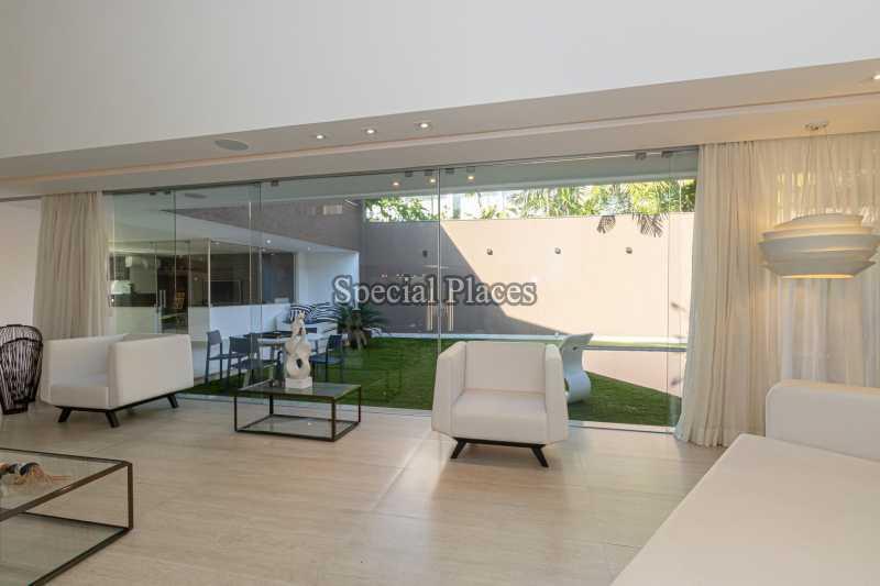 SUÍTE MASTER  - Casa em Condomínio 4 quartos à venda Itanhangá, Rio de Janeiro - R$ 5.200.000 - BAC3858 - 28