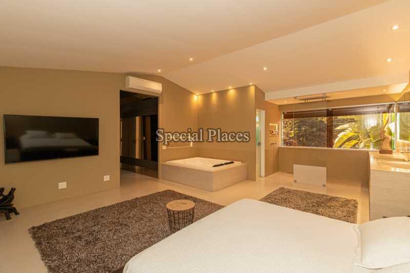 SUÍTE MASTER  - Casa em Condomínio 4 quartos à venda Itanhangá, Rio de Janeiro - R$ 5.200.000 - BAC3858 - 31