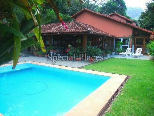 - - Casa em Condomínio 5 quartos à venda São Conrado, Rio de Janeiro - R$ 6.000.000 - BAC4665 - 1