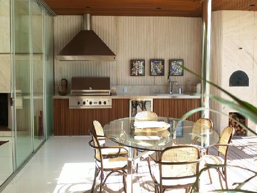 AMBIENTE CHURRASQUEIRA - Casa em Condomínio 4 quartos à venda São Conrado, Rio de Janeiro - R$ 18.500.000 - BAC4915 - 9