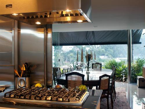 COZINHA VISAO - Casa em Condomínio 4 quartos à venda São Conrado, Rio de Janeiro - R$ 18.500.000 - BAC4915 - 19