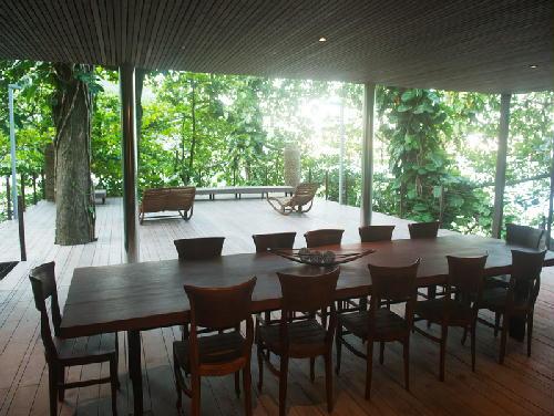 DECK FUNDOS  - Casa em Condomínio 4 quartos à venda São Conrado, Rio de Janeiro - R$ 18.500.000 - BAC4915 - 21