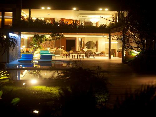 FACHADA - Casa em Condomínio 4 quartos à venda São Conrado, Rio de Janeiro - R$ 18.500.000 - BAC4915 - 4