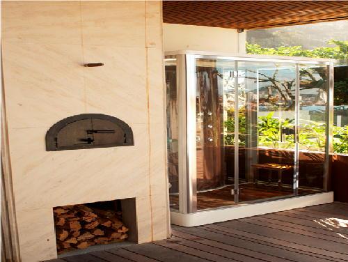 FORNO E SAUNA - Casa em Condomínio 4 quartos à venda São Conrado, Rio de Janeiro - R$ 18.500.000 - BAC4915 - 8
