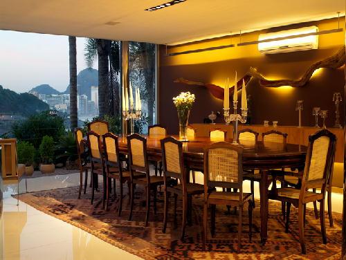 JANTAR MEZANINO - Casa em Condomínio 4 quartos à venda São Conrado, Rio de Janeiro - R$ 18.500.000 - BAC4915 - 17