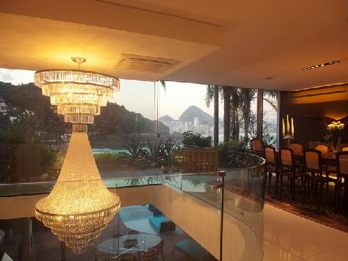 MEZANINO2 - Casa em Condomínio 4 quartos à venda São Conrado, Rio de Janeiro - R$ 18.500.000 - BAC4915 - 16