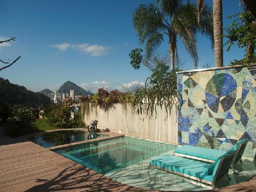 PISCINA DIA - Casa em Condomínio 4 quartos à venda São Conrado, Rio de Janeiro - R$ 18.500.000 - BAC4915 - 6