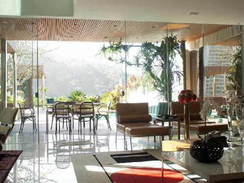 SALAO - Casa em Condomínio 4 quartos à venda São Conrado, Rio de Janeiro - R$ 18.500.000 - BAC4915 - 10