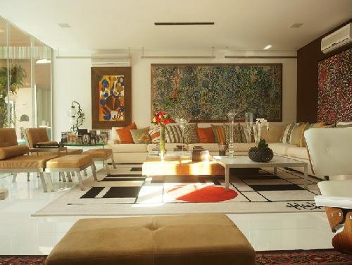 SALAO2 - Casa em Condomínio 4 quartos à venda São Conrado, Rio de Janeiro - R$ 18.500.000 - BAC4915 - 11