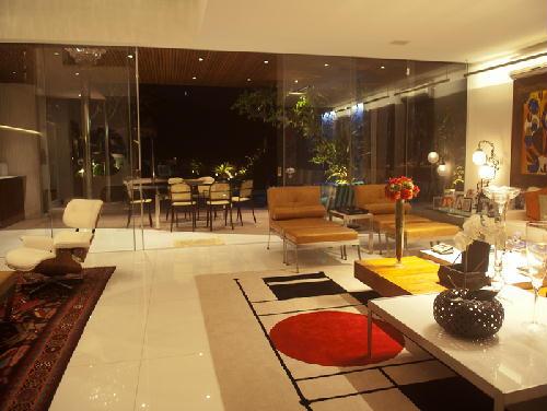 SALAO NOITE - Casa em Condomínio 4 quartos à venda São Conrado, Rio de Janeiro - R$ 18.500.000 - BAC4915 - 13