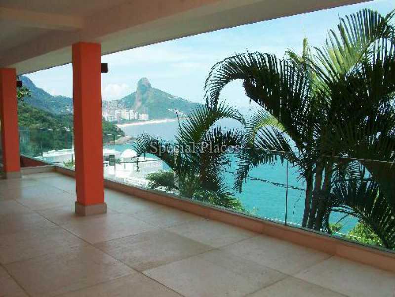 1. - Casa em Condomínio 5 quartos à venda Joá, Rio de Janeiro - R$ 13.000.000 - BAC5067 - 1