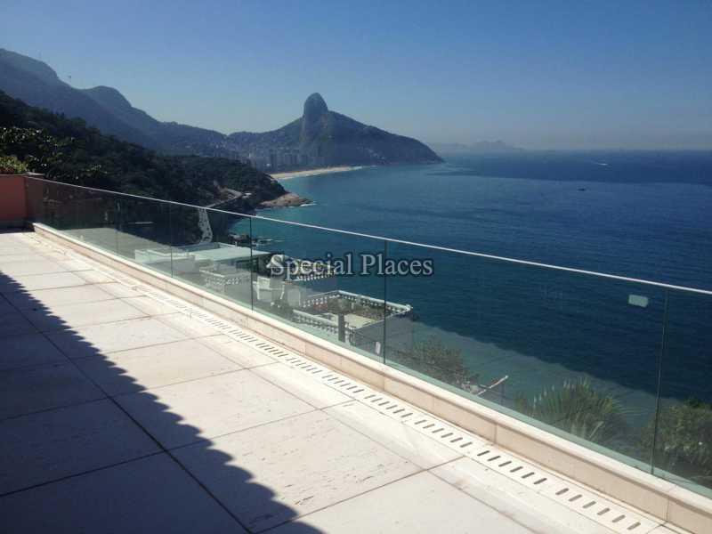 2. - Casa em Condomínio 5 quartos à venda Joá, Rio de Janeiro - R$ 13.000.000 - BAC5067 - 3