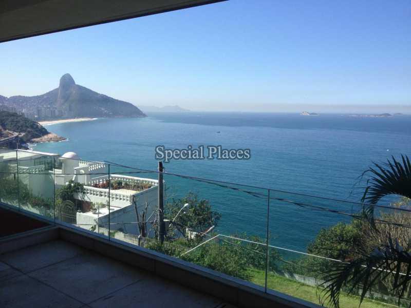 4. - Casa em Condomínio 5 quartos à venda Joá, Rio de Janeiro - R$ 13.000.000 - BAC5067 - 5