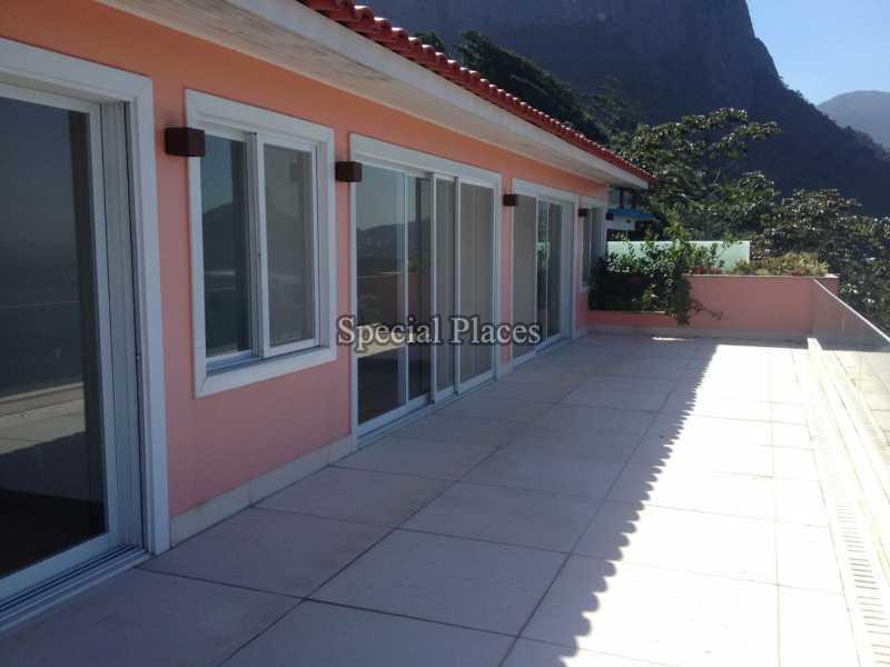 6. - Casa em Condomínio 5 quartos à venda Joá, Rio de Janeiro - R$ 13.000.000 - BAC5067 - 7