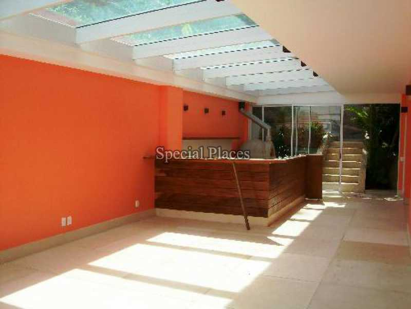 7. - Casa em Condomínio 5 quartos à venda Joá, Rio de Janeiro - R$ 13.000.000 - BAC5067 - 8