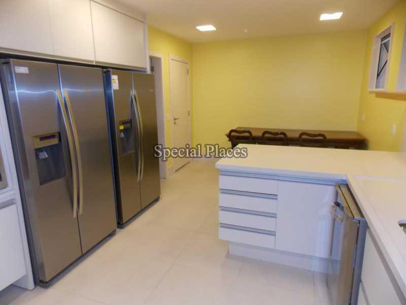 13. - Casa em Condomínio 5 quartos à venda Joá, Rio de Janeiro - R$ 13.000.000 - BAC5067 - 14