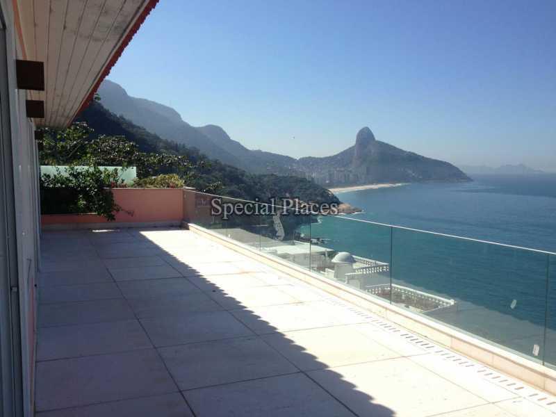 24. - Casa em Condomínio 5 quartos à venda Joá, Rio de Janeiro - R$ 13.000.000 - BAC5067 - 25