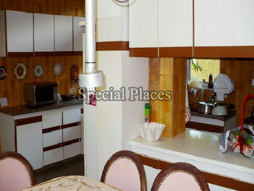 COZINHA - Casa em Condomínio 3 quartos à venda Joá, Rio de Janeiro - R$ 3.900.000 - BAC5323 - 10