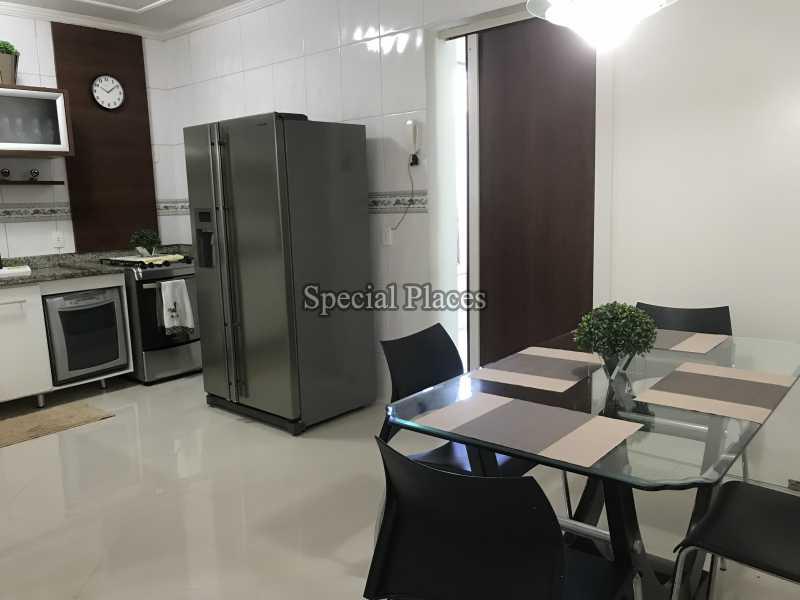 COPA-COZINHA - Casa em Condomínio 5 quartos à venda Recreio dos Bandeirantes, Rio de Janeiro - R$ 2.200.000 - BAC5470 - 8
