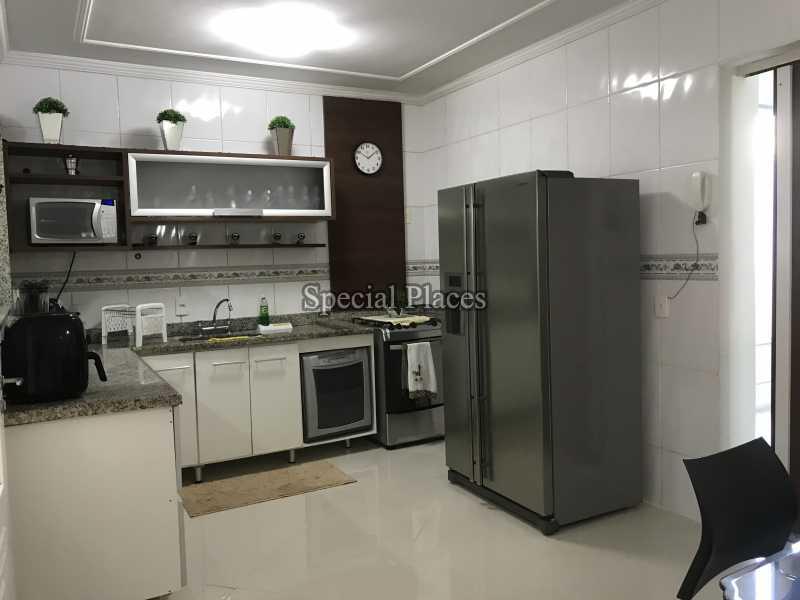COZINHA - Casa em Condomínio 5 quartos à venda Recreio dos Bandeirantes, Rio de Janeiro - R$ 2.200.000 - BAC5470 - 9