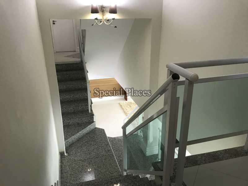 ESCADA - Casa em Condomínio 5 quartos à venda Recreio dos Bandeirantes, Rio de Janeiro - R$ 2.200.000 - BAC5470 - 14