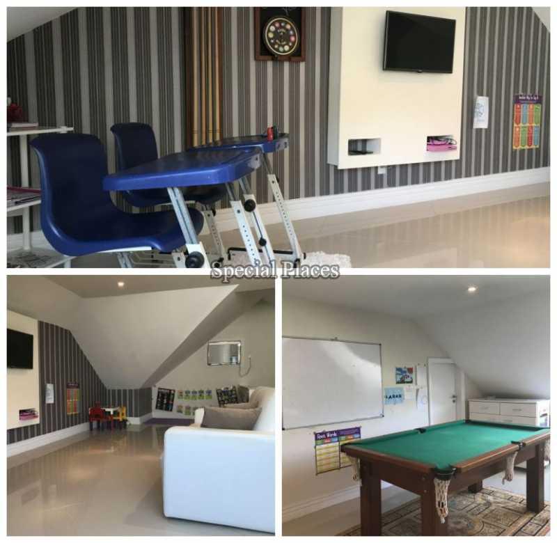 SÓTÃO 1 - Casa em Condomínio 5 quartos à venda Recreio dos Bandeirantes, Rio de Janeiro - R$ 2.200.000 - BAC5470 - 21