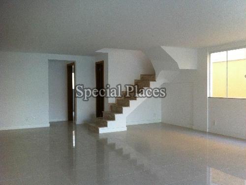SALA - Casa em Condomínio 4 quartos à venda Recreio dos Bandeirantes, Rio de Janeiro - R$ 2.000.000 - BAC5471 - 5