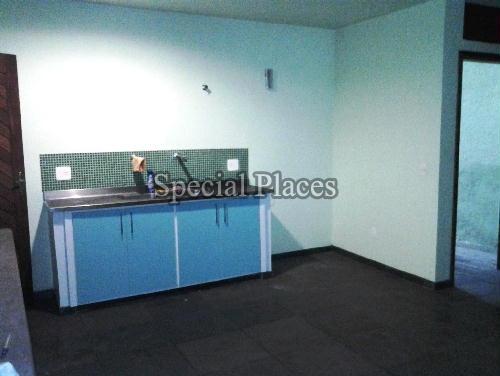 COZINHA - Casa em Condomínio 2 quartos à venda Recreio dos Bandeirantes, Rio de Janeiro - R$ 2.200.000 - BAC5594 - 7