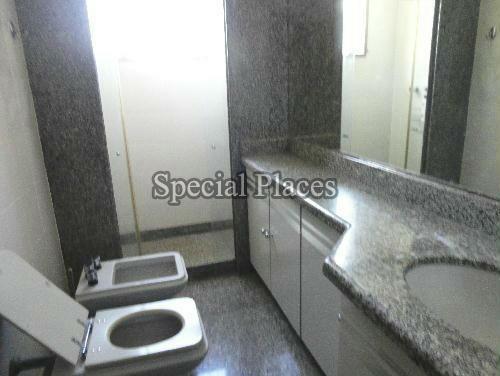 BANHEIRO - Casa em Condomínio 5 quartos para alugar Barra da Tijuca, Rio de Janeiro - R$ 12.000 - LOC1009 - 20