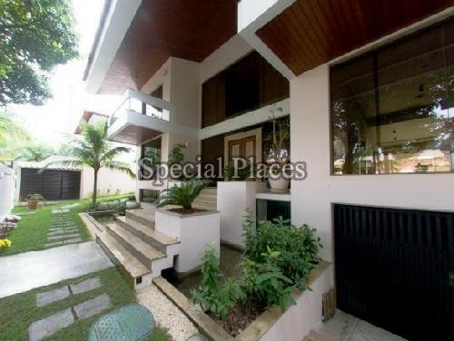 FACHADA - Casa em Condomínio 5 quartos para alugar Barra da Tijuca, Rio de Janeiro - R$ 12.000 - LOC1009 - 3