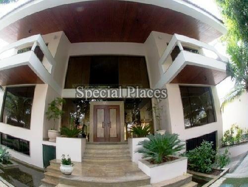 FACHADA2 - Casa em Condomínio 5 quartos para alugar Barra da Tijuca, Rio de Janeiro - R$ 12.000 - LOC1009 - 4