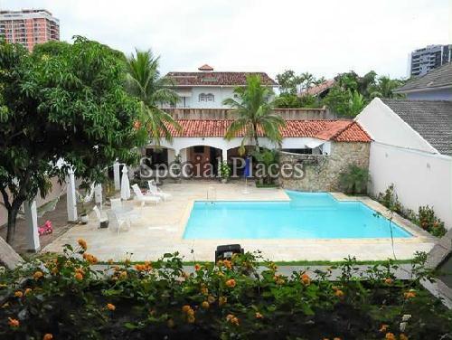FACHADA INTERNA2 - Casa em Condomínio 5 quartos para alugar Barra da Tijuca, Rio de Janeiro - R$ 12.000 - LOC1009 - 7