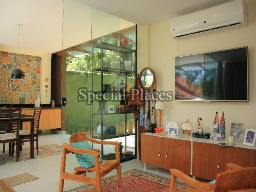 SALA - Casa em Condomínio 2 quartos para alugar Itanhangá, Rio de Janeiro - LOC1037 - 10