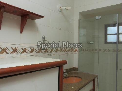 BANHEIRO - Casa em Condomínio 3 quartos para alugar Barra da Tijuca, Rio de Janeiro - R$ 1.500 - LOC1045 - 13