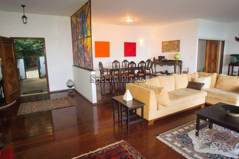 Sala - Casa em Condomínio 8 quartos para alugar São Conrado, Rio de Janeiro - R$ 3.000 - LOC1062 - 9