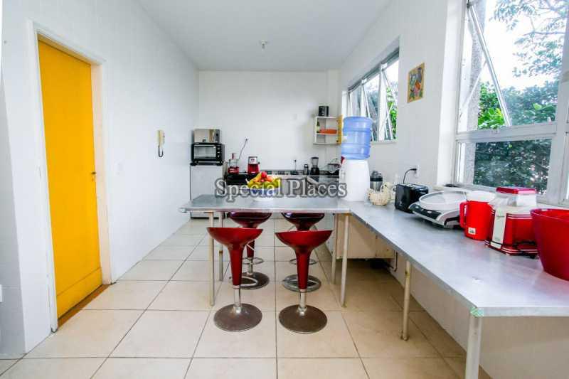 Copa - Casa em Condomínio 8 quartos para alugar São Conrado, Rio de Janeiro - R$ 3.000 - LOC1062 - 19
