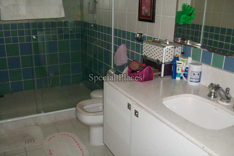 Banheiro (suite 1 )