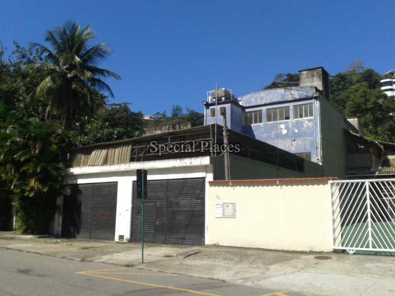 FACHADA 2 - Prédio 977m² à venda Barra da Tijuca, Rio de Janeiro - R$ 4.400.000 - BAC5105 - 3